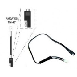 PLUG FOR OPTIMATE CHARGER SPECIFICATION FOR HARLEY DAVIDSON MOTORCYCLE