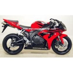 TERMINALE DI SCARICO ARROW RACE-TECH TITANIO PER HONDA CBR 1000 RR 2004/2007, OMOLOGATO