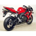 EXHAUST PIPE ARROW RACE-TECH TITANIUM FOR HONDA CBR 1000 RR 2004/2007, APPROVED