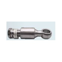STAINLESS STEEL ADAPTER FOR RADIAL BRAKE PUMPS