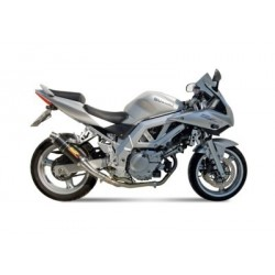 EXHAUST MIVV GP TITANIUM FOR SUZUKI SV 650/S 2003, APPROVED