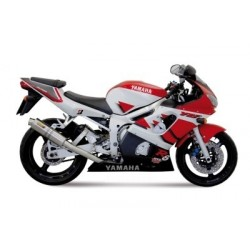 CARBON MIVV GP EXHAUST TERMINAL FOR YAMAHA R6 1999/2002, APPROVED