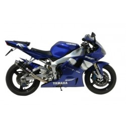 CARBON MIVV GP EXHAUST TERMINAL FOR YAMAHA R1 1998/2001, APPROVED
