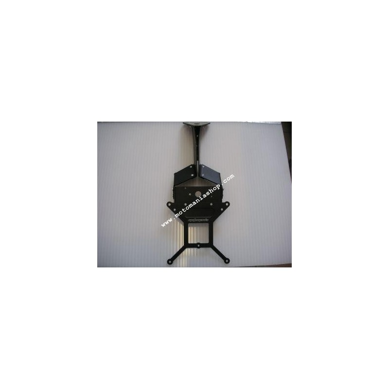 ADJUSTABLE ALUMINUM LICENSE PLATE HOLDER FOR MV AGUSTA F4 2004/2009