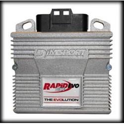 RAPID BIKE EVO CONTROL UNIT WITH WIRING FOR TRIUMPH DAYTONA 675 2009/2012, DAYTONA 675 R 2011/2012