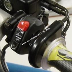 ELECTRIC BLOCK RUN/STOP - START