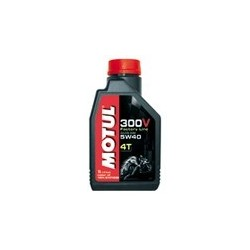 LUBRICANT OIL RACING MOTUL 300V 15W50 FOR 4-STROKE ENGINES