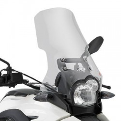 KAPPA CUPOLINO FOR BMW G 650 GS 2011/2015, TRANSPARENT