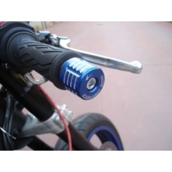 PAIR OF UNIVERSAL HANDLEBAR STABILIZERS INTERNAL DIAMETER 17 mm