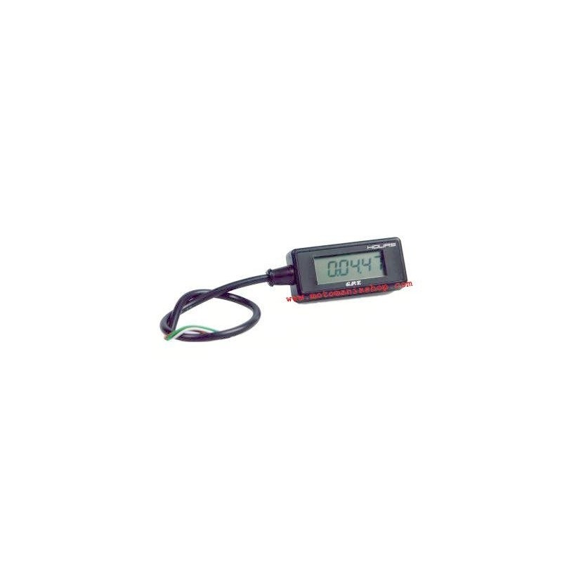 DIGITAL HOUR METER GPT MHRS 2001