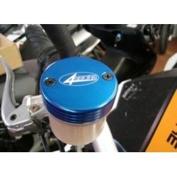 COPERCHIO SERBATOIO POMPA FRENO ANTERIORE 4-RACING PER KTM SUPER DUKE 990 2007/2011, RC8 2008/2013
