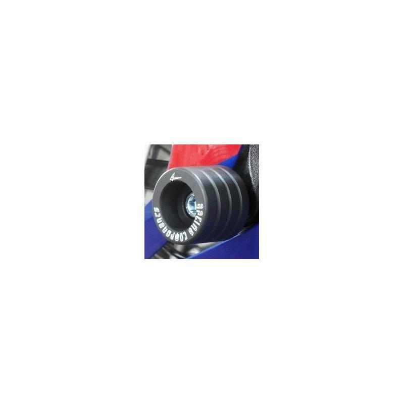COPPIA TAMPONI PROTEZIONE CARENA 4-RACING PER SUZUKI GSX-R 1000 2005/2006
