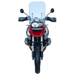 FABBRI TOURING CUP FOR BMW R 1200 GS 2004/2012, TRANSPARENT
