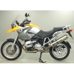ARROW MAXI RACE-TECH ALUMINUM EXHAUST TERMINAL FOR BMW R 1200 GS 2004/2006, APPROVED