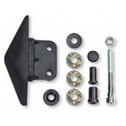FAR MIRRORS MOUNTING KIT FOR T-MAX 530 2012/2019 (WITH MIRROR HOLE CAP INCLUDED), LEFT SIDE