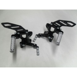 4-RACING RACE MODEL FOR DUCATI 848/EVO 2008/2013, 1098/S/R, 1198/S/SP (standard change)