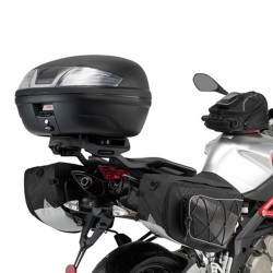 FRAME GIVI TE6702 FOR SOFT SIDE BAGS FOR APRILIA SHIVER 750 2010/2017