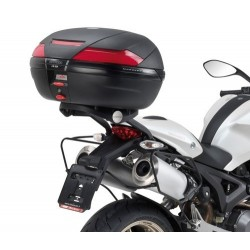 GIVI 780FZ BRACKETS FOR FIXING THE MONOKEY / MONOLOCK TOP CASE FOR DUCATI MONSTER 696, 796, 1100 / EVO