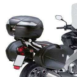 GIVI 1109FZ BRACKETS FOR FIXING THE MONOKEY AND MONOLOCK CASE FOR HONDA INTEGRA 700 2012/2013