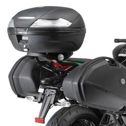 GIVI 4100FZ BRACKETS FOR FIXING THE MONOKEY AND MONOLOCK CASE FOR KAWASAKI Z 1000 SX 2011/2019