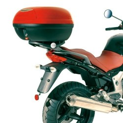 GIVI SR210 BRACKETS FOR FIXING THE MONOKEY CASE FOR MOTO GUZZI BREVA 850, BREVA 1100