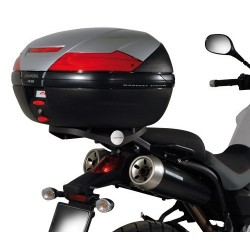 BRACKETS GIVI 356FZ FOR FIXING MONOKEY TRUNK AND MONOLOCK FOR YAMAHA MT-03 2006/2013