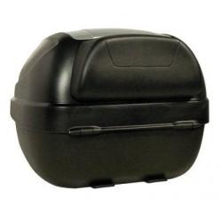 POLYURETHANE BACKREST FOR GIVI CASE E300, BLACK