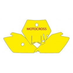 BLACKBIRD NUMBER STICKER KIT MOTOCROSS MODEL FOR KTM SX 85 2004/2012