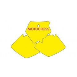 BLACKBIRD NUMBER STICKER KIT MOTOCROSS MODEL FOR KTM SX 125/525 2003
