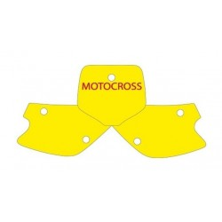 BLACKBIRD NUMBER STICKER KIT MOTOCROSS MODEL FOR KAWASAKI KX 85 2001/2013