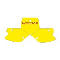 BLACKBIRD NUMBER STICKER KIT MOTOCROSS MODEL FOR KAWASAKI KX 85 2001/2013
