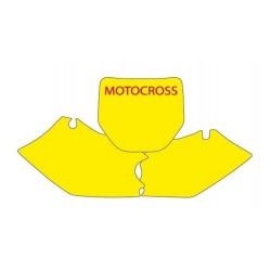 BLACKBIRD NUMBER STICKER KIT MOTOCROSS MODEL FOR KAWASAKI KX 250 F 2004/2005