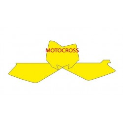 BLACKBIRD NUMBER STICKER KIT MOTOCROSS MODEL FOR HUSQVARNA TC 250/450 2005/2007, CR 125 R 2006/2008
