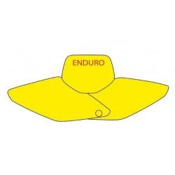 NUMBER-CARRYING ADHESIVE KIT BLACKBIRD ENDURO MODEL FOR HONDA CRE 125/250 2002/2004