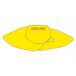 NUMBER-CARRYING ADHESIVE KIT BLACKBIRD ENDURO MODEL FOR HONDA CRE 450 F 2005/2008