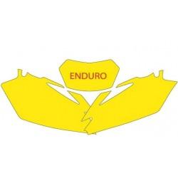 BLACKBIRD NUMBER STICKER KIT ENDURO MODEL FOR HONDA CRE 450 F 2009/2012