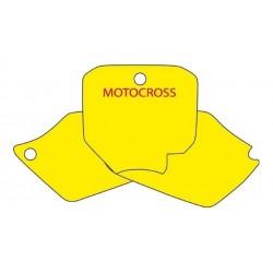 BLACKBIRD NUMBER STICKER KIT MOTOCROSS MODEL FOR HONDA CR 85 R 2003/2007
