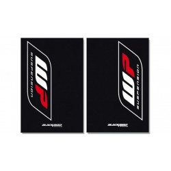 PAIR WP STICKERS FORK LININGS KTM SX/SX-F, EXC/EXC-F