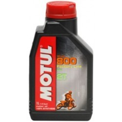 MOTUL 800 LUBRICANT OIL FOR 2 STROKE OFF ROAD ENGINES