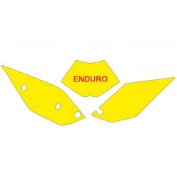 BLACKBIRD NUMBER STICKER KIT ENDURO MODEL FOR BETA RR 2013/2017 MODELS (2 STROKES - 4 STROKES)