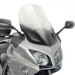 WINDSHIELD GIVI FOR HONDA CBF 600 S 2008/2013, CBF 1000 2006/2009, TRANSPARENT