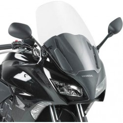 WINDSHIELD GIVI FOR HONDA CBF 1000/ST 2010/2015, TRANSPARENT
