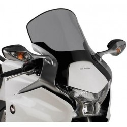 WINDSHIELD GIVI FOR HONDA VFR 1200 F 2010/2015, SMOKE