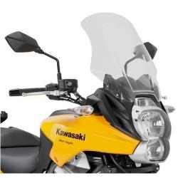 WINDSHIELD GIVI FOR KAWASAKI VERSYS 650 2010/2014, TRANSPARENT