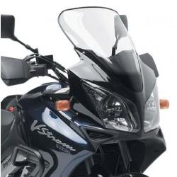 WINDSHIELD GIVI FOR SUZUKI V-STROM 1000 2002/2003, TRANSPARENT
