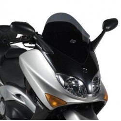 GIVI SPORT SCREEN FOR YAMAHA T-MAX 500 2000/2007, SMOKED