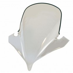 WINDSHIELD GIVI FOR YAMAHA FZ6 FAZER 2004/2006, TRANSPARENT