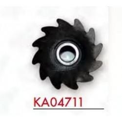 CHAIN TENSIONER WHEEL UFO KAWASAKI KX 250 F 2009/2016, KX 450 F 2009/2016