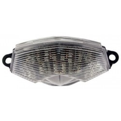 LED TAILLIGHT WITH CLEAR SMOKE LENS FOR KAWASAKI ZX-6R 2009/2012