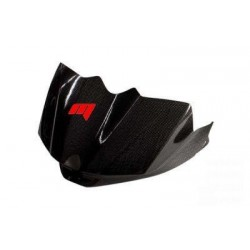 CARBON FIBER TANK COVER FOR YAMAHA R1 2004/2008